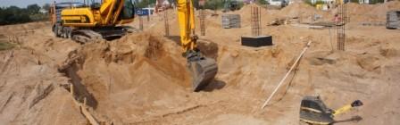Zdjęcia z budowy 2014.08.05