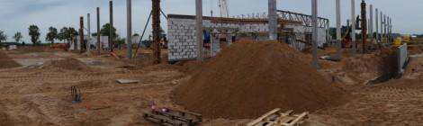 Zdjęcia z budowy 2014.08.21