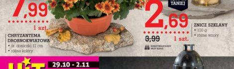 Aktualna gazetka 27.10 - 2.11 – Promocje INTERMARCHE Grajewo