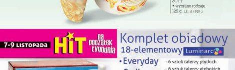 Aktualna gazetka 3.11 - 8.11 – Promocje INTERMARCHE Grajewo