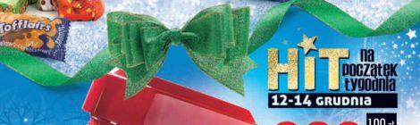 Aktualna gazetka 08.12 – 14.12 Promocje INTERMARCHE Grajewo