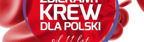 Zbieramy Krew dla Polski - w piątek oddaj krew pod Intermarche