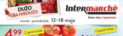 Gazetka 12.05.2020 – 18.05.2020 – Promocje INTERMARCHE Grajewo