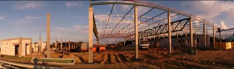 Zdjęcia z budowy 2014.08.28