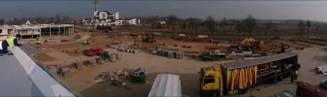 Zdjęcia z budowy 2014.10.29