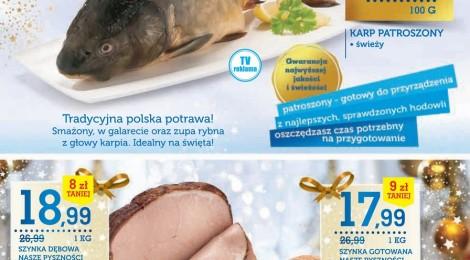 Aktualna gazetka 17.12 – 24.12.2015 – Promocje INTERMARCHE Grajewo
