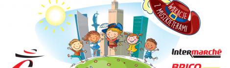 Dzieci z Grajewa jadą na Wakacje z Muszkieterami