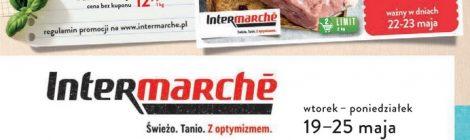 Gazetka 19.05.2020 – 25.05.2020 – Promocje INTERMARCHE Grajewo
